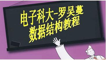 电子科技大学_罗吴蔓_数据结构