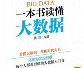 一本书读懂大数据(每个人都看得懂的大数据入门书) - 电子书下载(高清版PDF格式+EPUB格式)