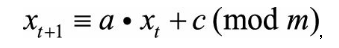 均匀分布随机数